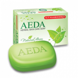 AEDA Natural Green Soap ( Thulsi & Neem),